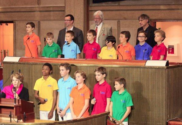 Les petits chanteurs d'Asnieres - Les Poppys