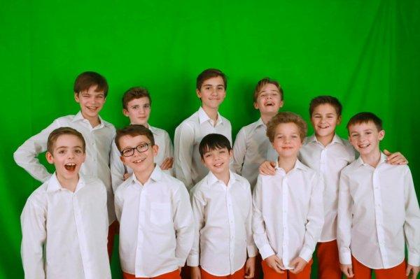 Les Petits Chanteurs d'Asnières & les POPPYS -