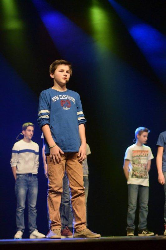"""Les Petits Chanteurs d'Asnières - Martin Petit """"the voice kids"""
