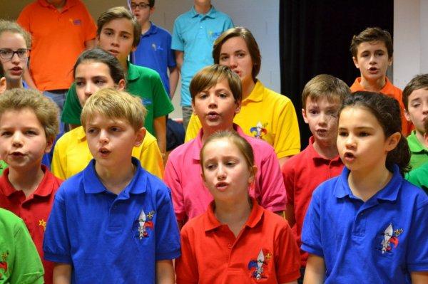 Les Petits Chanteurs du Val de France