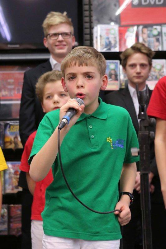 Les Petits Chanteurs d'Asnières & les POPPYS
