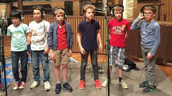 Les Petits Chanteurs d'Asnières & les POPPYS - Tournée juillet 2016