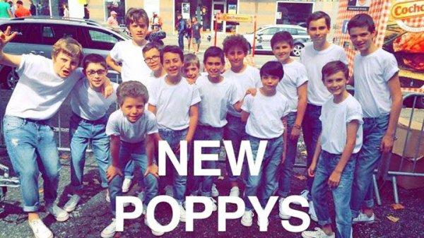 Les News POPPYS 2016