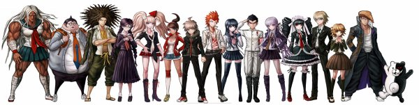 Danganronpa: The animation