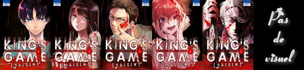 King's Game Origin (+ 14 ans)