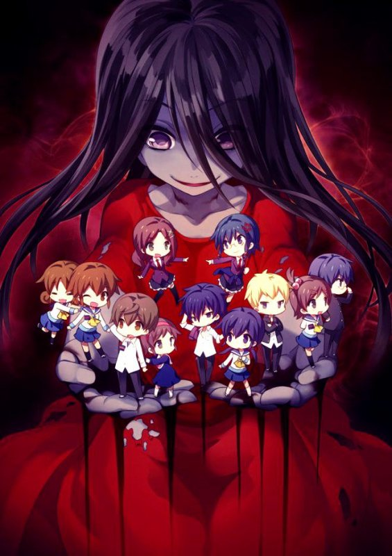 Corpse party: Tortured Souls  (+18 ans)