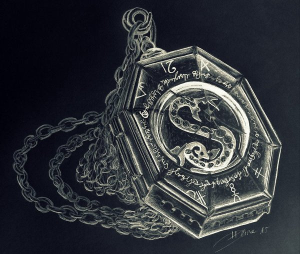 Slytherin's locket