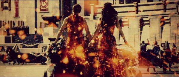 """""""Elle ne se rend pas compte... de l'effet qu'elle peut produire."""" Hunger Games"""