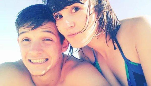 Summer 2014 avec sa petite femme *_*