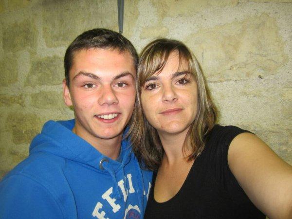 Moi et mon petit frere de 18 ans