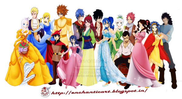 ~ Mangas version Disney ~