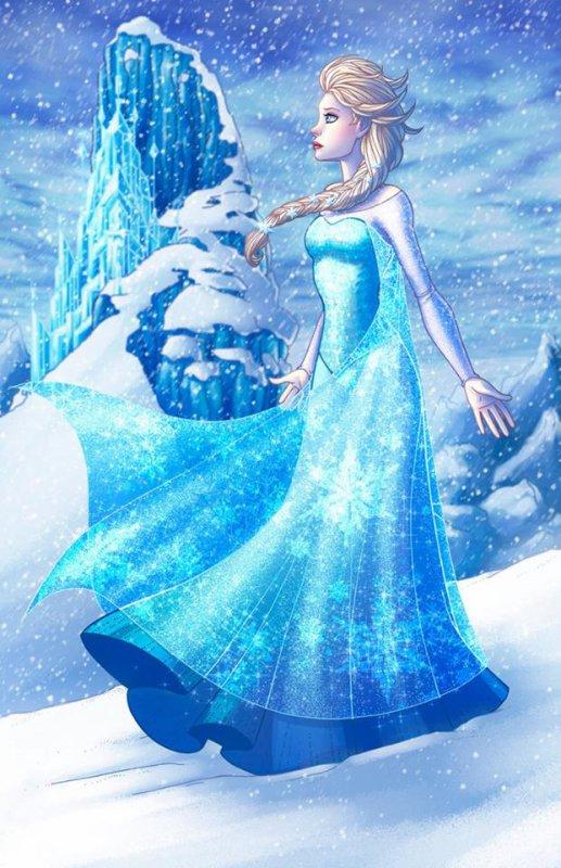 ~La Reine des Neiges 2~