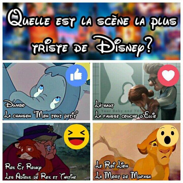 ~Questions/jeux Disney~