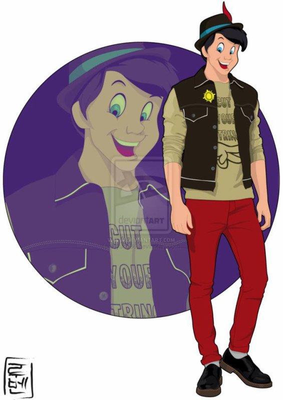 ~Disney Academy partie 5~