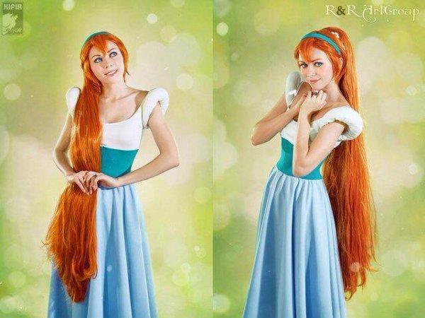 ~Séance Disney & autres Cosplay~