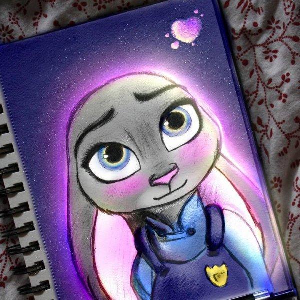 ~Disney by Lea J. (@lejooart)~