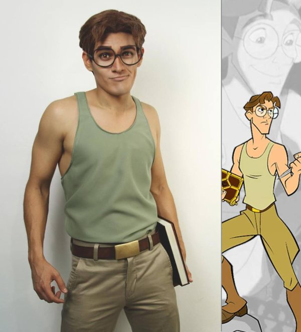 ~Disney Cosplay by J. Stryker~