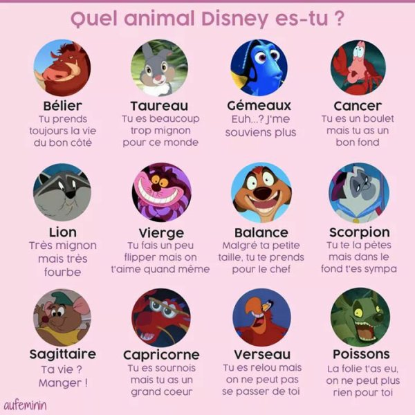 ~Questions/jeux Disney 2~