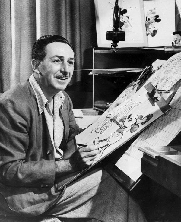 ~Walt Disney 4~