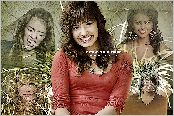 *  Demi est depuis un temps en cure mais quand est-il de ses relations avec les stars de Disney ? *  Demi Lovato et Miley Cyrus : Les deux BFF (Best Friend Forever) ne se sont pas vu pendant un certains moment car elles ont un emplois du temps très chargée et même si ont a pu les apercevoir ensemble il y quelques mois, elles sont moins proche qu'avant mais pour de diverses raisons : Demi est en cure, elle n'ont pas le temps de se voir… Espérons qu'elles puissent se voir. Mais Anna Oliver (ou la profiteuse d'ami) à très vite remplacé Demi par sa BFF Miley. Mais Miley n'a pas complètement oublier Demi elle lui à laisser un petit message de soutien : « Demi est ma meilleure amie, elle va mieux c'est juste des vacances pour elle ».  * Demi Lovato et Selena Gomez :  Même si les deux ex BFF se sont fait la tête depuis un bon bout de temps (et je trouve sa dommage car elle était amie depuis l'enfance) Selena Gomez n'a pas oublier Demi elle à écrit plein de petit mots sur son twitter et ce n'est pas tout elle à il y à quelques la jeunes teen Disney à été interviewé pour l'émission « Kid's 20 ». Quand Sarah Michelle (qui l'interviewé) lui à poser la question : « Qui choisirais-tu comme meilleure amie entre Miley.C et Demi.L ? » Elle à répondu Demi Lovato, une preuve qu'elle sont toujours amies (?).  * Demi Lovato et les Jonas Brothers :   Demi et les Jonas c'est passé de l'amitié et amour à distant et c½ur brisée, le pire c'est qu'ils n'ont pas laisser de messages de soutien ! C'est décevant alors qu'il y a quelques mois c'était de vrais amis, quand on regardait Demi et Joe faire une prestation on voyait vraiment qu'il y avait quelque chose, alors que dans la tournée de « Camp Rock 2 » , plus rien. Mais les fans de Demi.L l'ont mal pris et ont commencé à écrire des « très gentils » messages sur le twitter des Jonas. Demi et les Jonas Brothers la fin d'une belle amitié ?  * Demi Lovato et Taylor Swift :  Demi et Taylor ont était très amies amie vers 2008 et 2009 et depuis la 