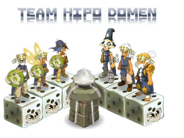 Bienvenue sur le blog de la Team Hipo du serveur Domen !