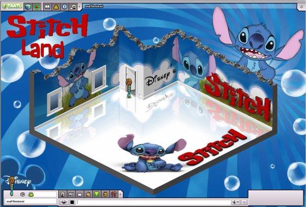 "Commande ""Predateur"" Stitch"