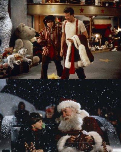 Super Noël ; réalisé par John Pasquin
