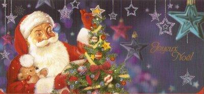 Joyeux Noël Jed's Burdy