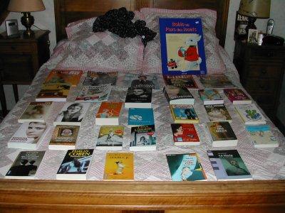 In My Mailbox ; Janvier 2012