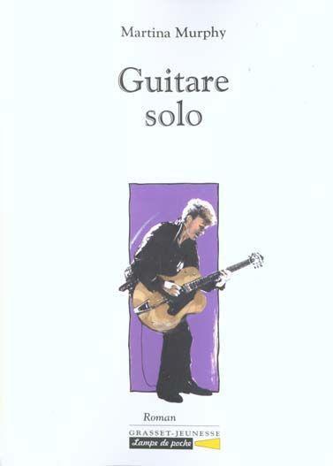 Guitare solo ; de Martina Murphy