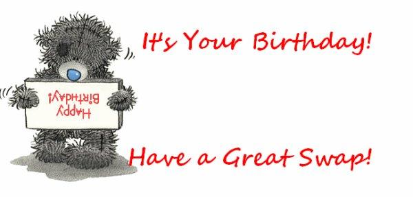 Swap It's Your Birthday ! 2