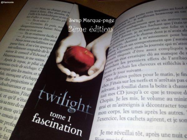 Swap - Marques-pages ; deuxième édition