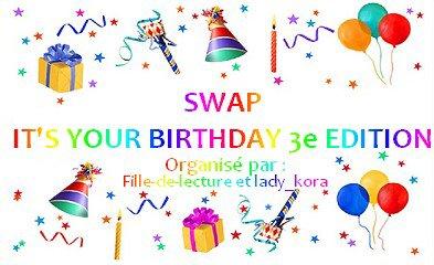 Swap It's Your Birthday ! 3