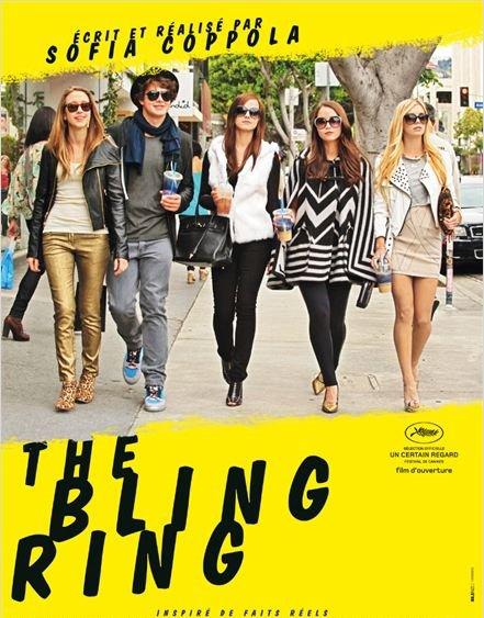 The Bling Ring ; réalisée par Sofia Coppola