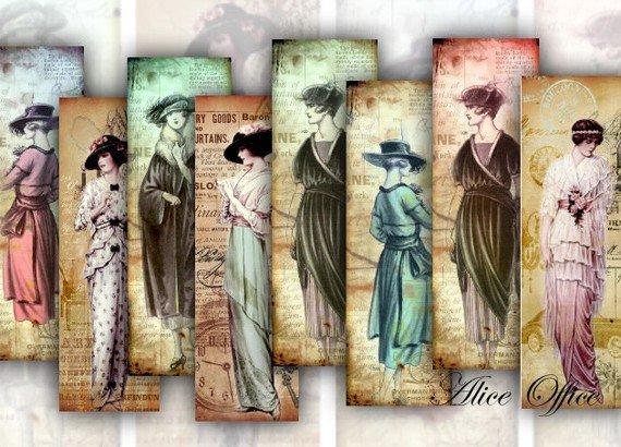 Les marques-pages de Mylène