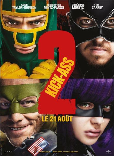 Kick-Ass 2 ; réalisé par Jeff Wadlow