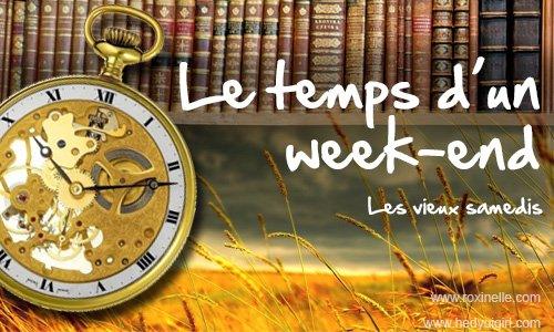 Le temps d'un week-end