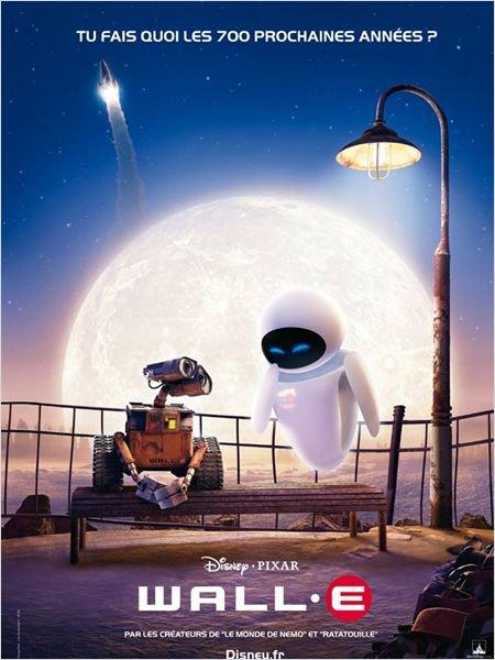 Wall-E ; réalisé par Andrew Stanton