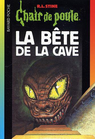 La bête de la cave ; de Robert Lawrence Stine