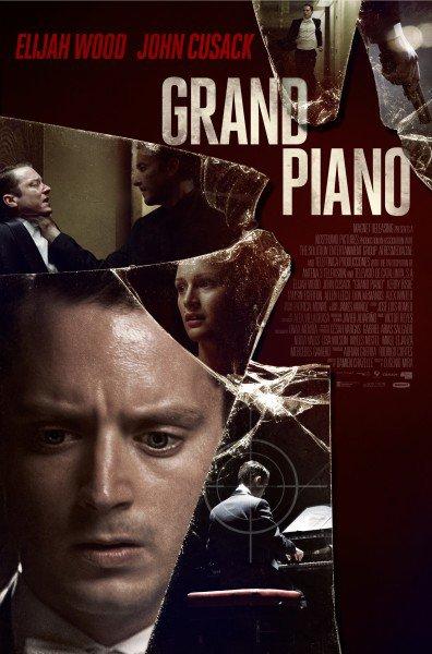 Grand Piano ; réalisé par Eugenio Mira