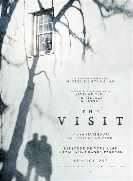 The Visit ; réalisé par M. Night Shyamalan