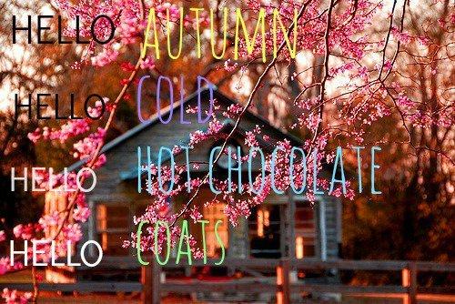 Autumn Book Tag 2016