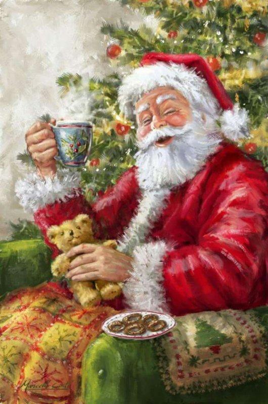 Swap Père Noël secret