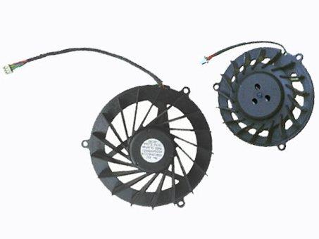 Laptop Cooling fan dismantling method