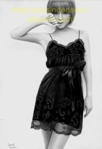 Ayumi Hamasaki en robe