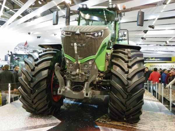 Sima 2015 le monstre FENDT