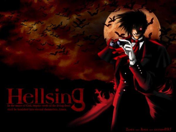 8th - Hellsing