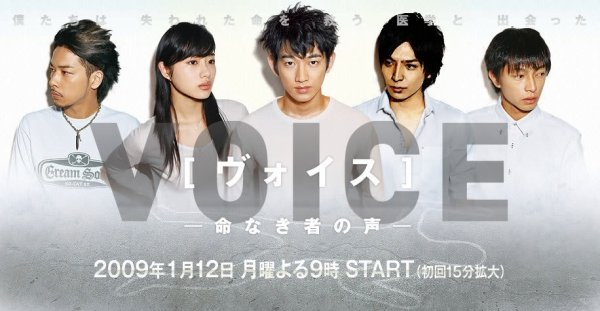 Voice (11 épisodes - 2009)