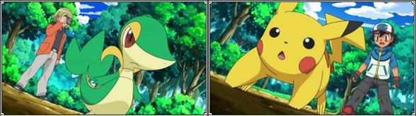 Tsutarja Ou Pikachu