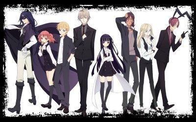 Secret Service ~ Maison de Ayakashi